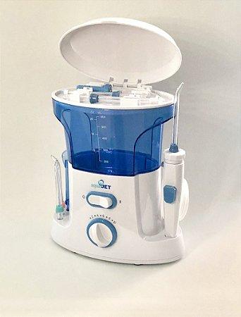 e81646268 Irrigador oral fio dental jato de água Aquajet FC168 - Aquajet