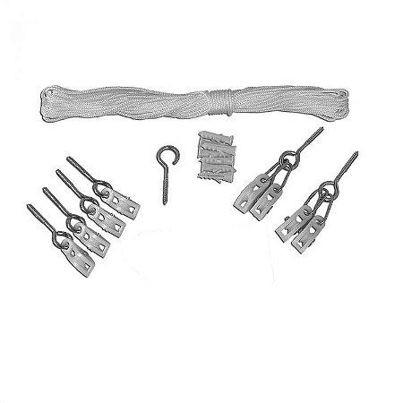 Kit de Manutenção para Varal Tradicional