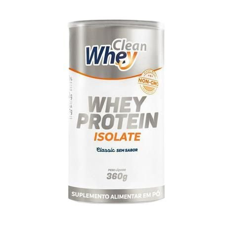 CLEAN WHEY ISOLATE