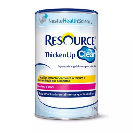 RESOURCE THICKENUP CLEAR - 125G