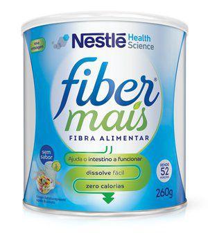 FIBER MAIS FIBRA ALIMENTAR - 260G