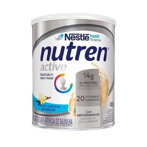 NUTREN ACTIVE 400G - NESTLE