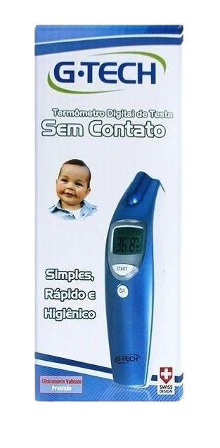 Termômetro Infravermelho G-TECH  - Testa /Sem contato
