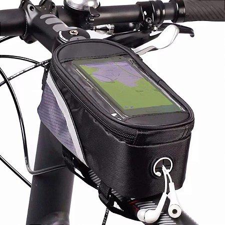 Case Para Bicicleta Protetor de Celular Grande