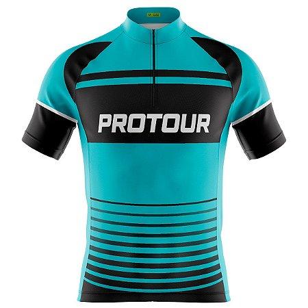 Camisa Ciclismo Masculina Mountain Bike Pro Tour Stellar