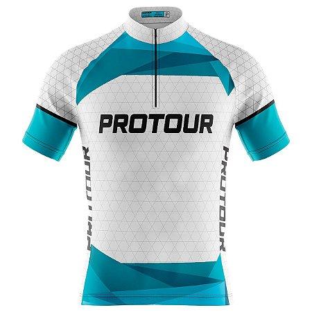 Camisa Ciclismo Masculina Mountain Bike Pro Tour CÉU