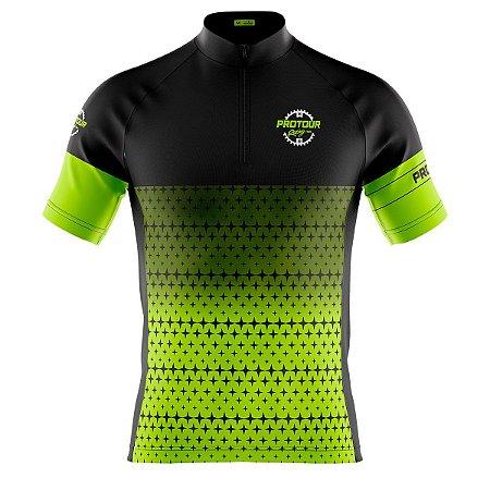 Camisa Ciclismo Masculina Mountain bike Pro Tour Corina