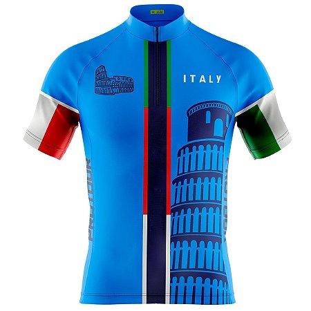 Camisa Ciclismo Masculina Mountain bike Pro Tour Coliseu