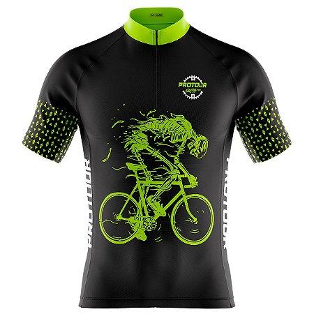 Camisa Ciclismo Masculina Mountain Bike Pro Tour Bike For Life