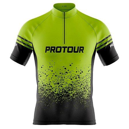Camisa Ciclismo Masculina Mountain Bike Pro Tour Trilha