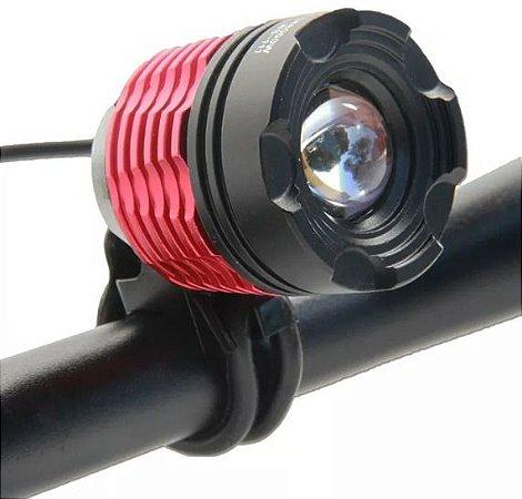 Farol de Bicicleta com Luz de LED JWS