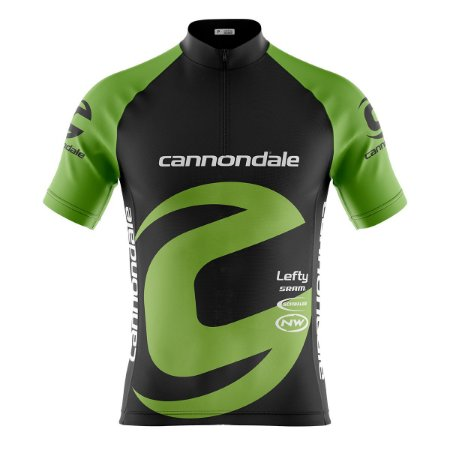 Camisa Ciclismo Moutain Bike Cannondale Team