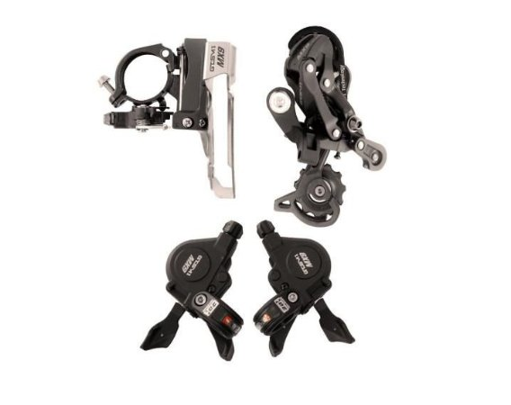 Kit 27 Marchas MTB GTS M1 MX9 Cambios / Trocadores 9V