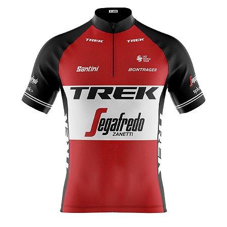 Camisa Ciclismo Mountain BikeTrek Segafredo