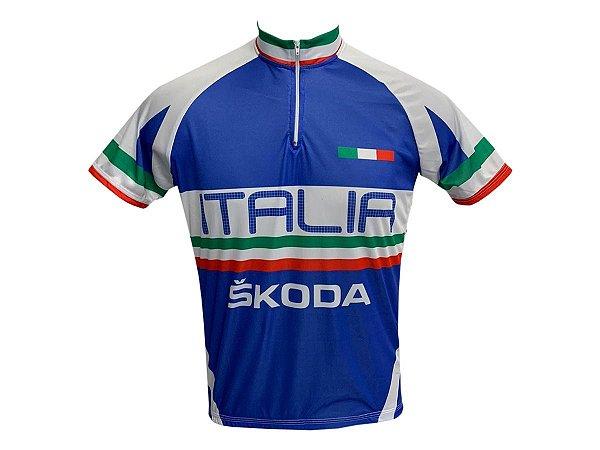 Camisa Ciclismo MTB Seleção Itália