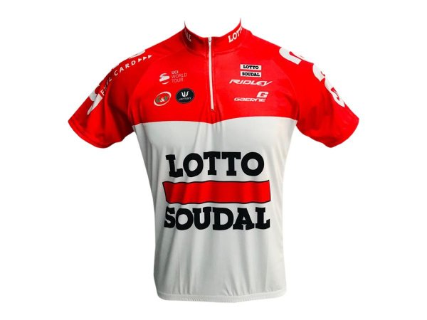 Camisa Ciclismo Mountain Bike Lotto Soudal