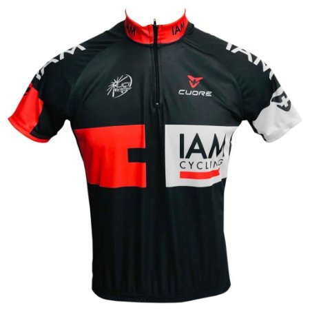 Camisa Ciclismo Mtb IAM Scott