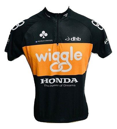 Camisa Ciclismo Mtb Honda Wigles