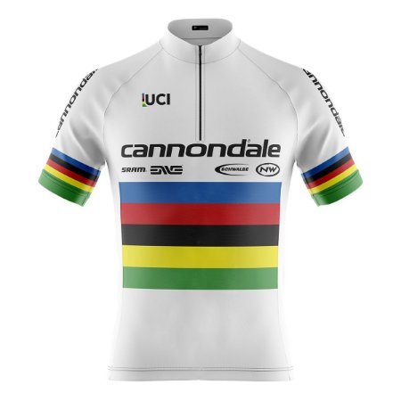 Camisa Ciclismo Montain Bike Cannondale UCI