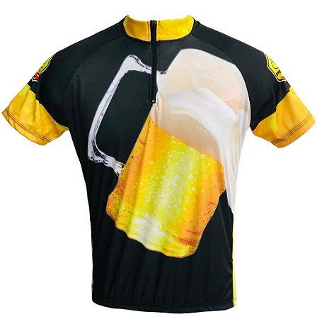 Camisa Ciclismo MTB PRO TOUR Metre Cervejeiro