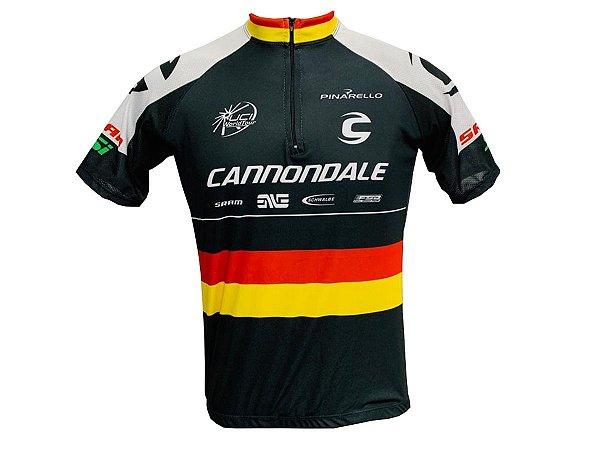 Camisa Cannondale Alemanha