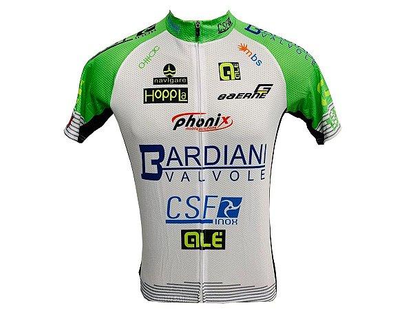Camisa Ciclismo MTB Masculina Bardiani