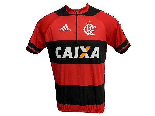 Camisa Ciclismo Mtb Flamengo