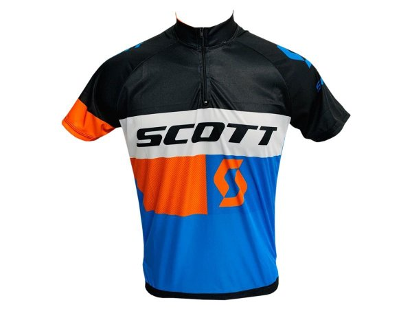 Camisa Ciclismo Mountain Bike Scott