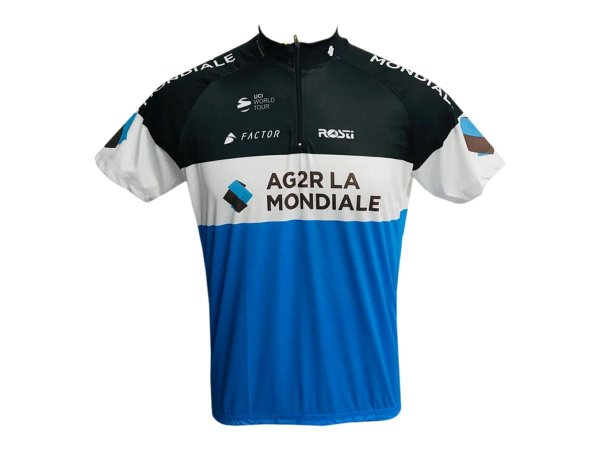 Camisa Ciclismo Mountain Bike AG2R
