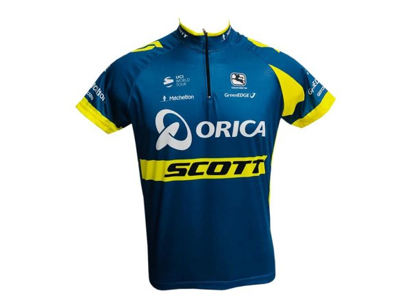 Camisa Ciclismo Mountain Bike Scott Orica