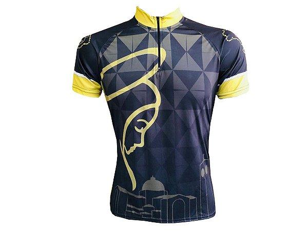 Camisa Ciclismo Mountain Bike Nossa Senhora Aparecida