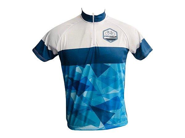 Camisa Ciclismo Mountain Bike Estilhaços