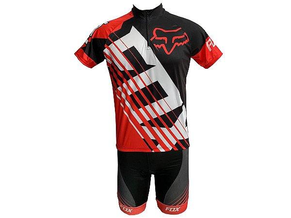 Conjunto Ciclismo Mountain Bike Fox Racing