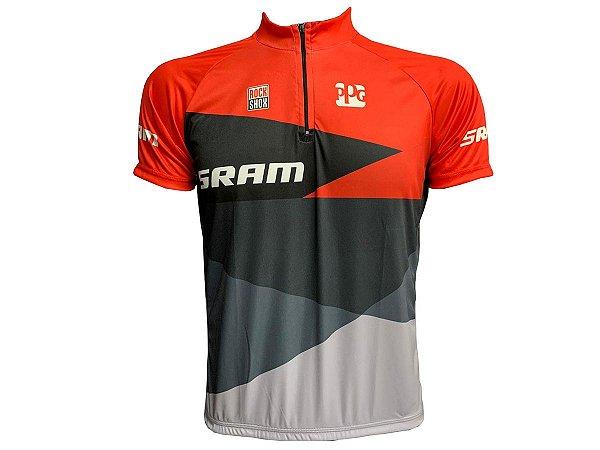 Camisa Ciclismo Mountain Bike Sram