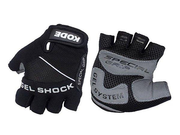 Luva Ciclismo Mountain Bike Kode Gel Shock Special