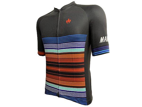 Camisa Ciclismo Mountain Bike Marelli Europa Color