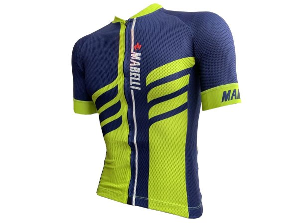 Camisa Ciclismo Mountain Bike Feminina Marelli Donna Cross