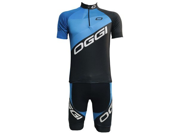 Conjunto Ciclismo Mountain Bike Bermuda e Camisa Oggi