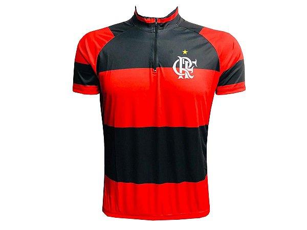 Camisa Ciclismo Mountain Bike Flamengo