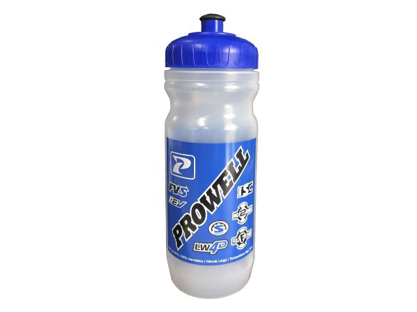 Garrafa Bicicleta Caramanhola Prowell Azul 500 ml