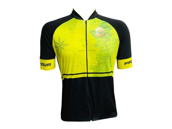 Camisa Ciclismo Mountain Bike Pro Tour Estrada Real Abertura Total
