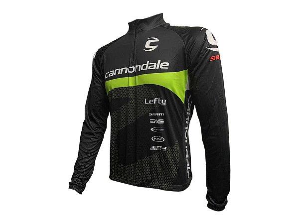 Camisa Ciclismo Mountain Bike Cannondale Colmeia