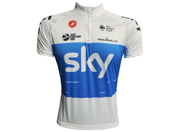 Camisa Ciclismo Mountain Bike Sky