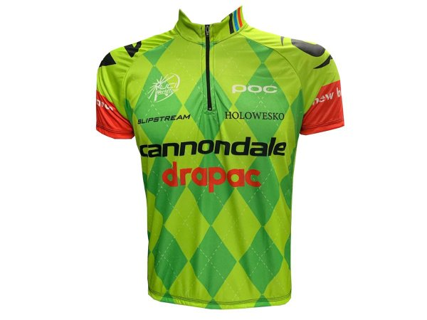 Camisa Ciclismo Mountain Bike Cannondale Drapac