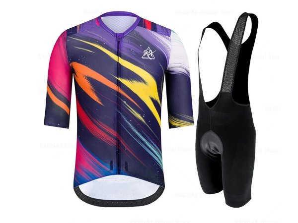 Conjunto Ciclismo Bretelle e Camisa Forro em Gel