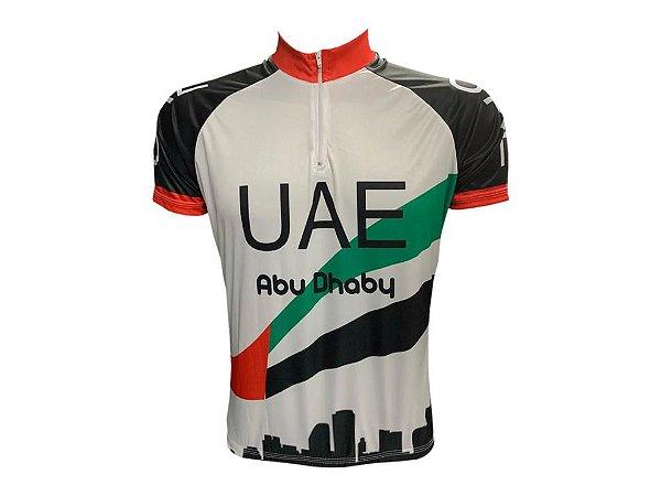 Camisa Ciclismo Mountain Bike UAE