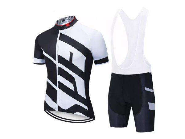 Conjunto Ciclismo Spz Bretelle e Camisa Forro em Gel