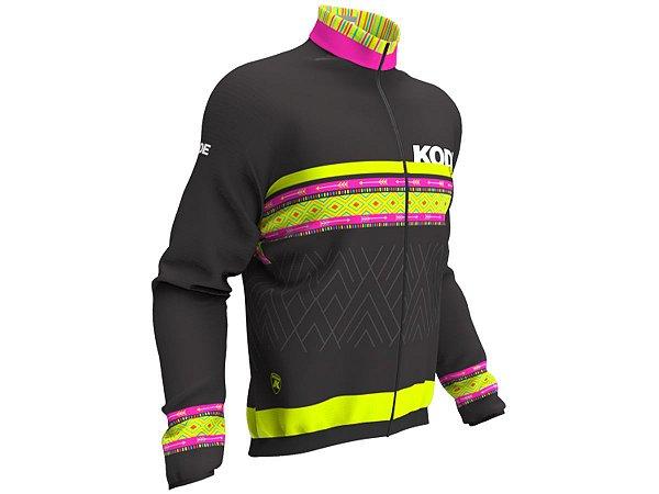 Capa de Chuva Ciclismo Mountain Bike Feminina Kode