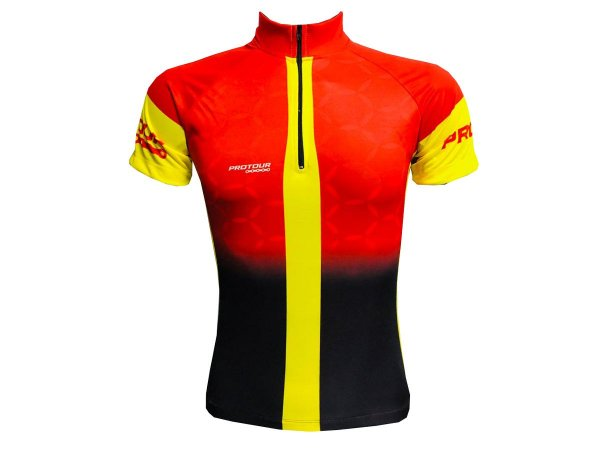Camisa Ciclismo Mountain Bike Feminina Escuderia