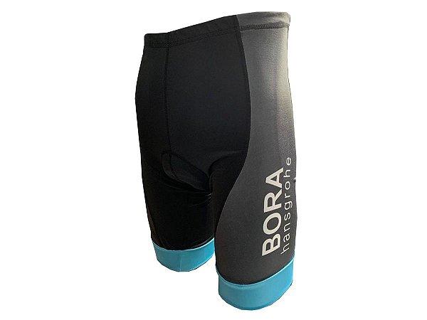 Bermuda Ciclismo MTB BORA ARGON 18 FORRO ESPUMA